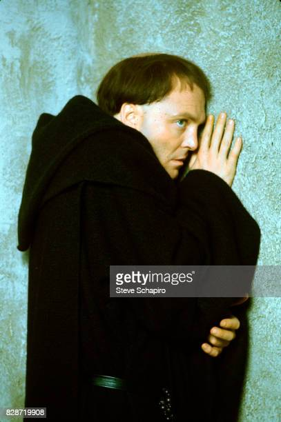 View of American actor Stacy Keach in scene from the film 'Luther' 1974