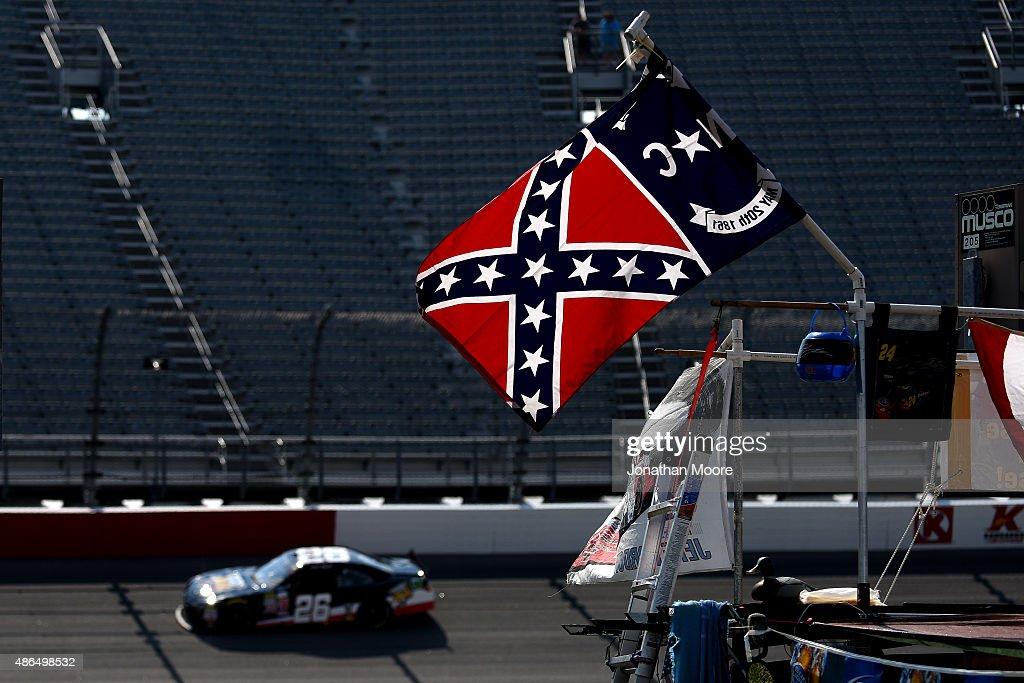 NASCAR XFINITY Series VFW Sport Clips Help A Hero 200 - Practice : News Photo
