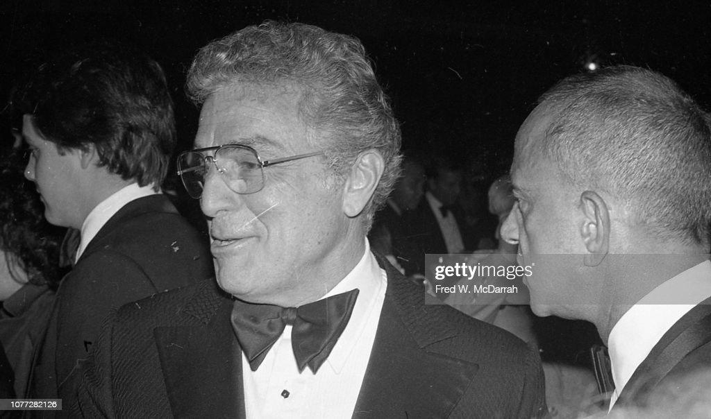 Potamkin & Cohn At Birthday Party : News Photo