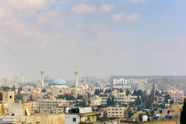 A view of Amman, Jordan
