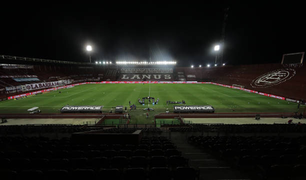 ARG: Lanus v Boca Juniors - Liga Profesional Argentina 2020