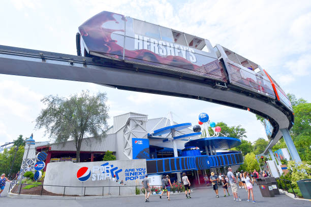 PA: Pepsi Brings First Ever Immersive Amusement Park Experience To Hersheypark With Pepsi Pop Star