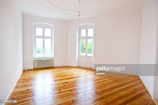 Blick auf einer alten Berlin-apartment