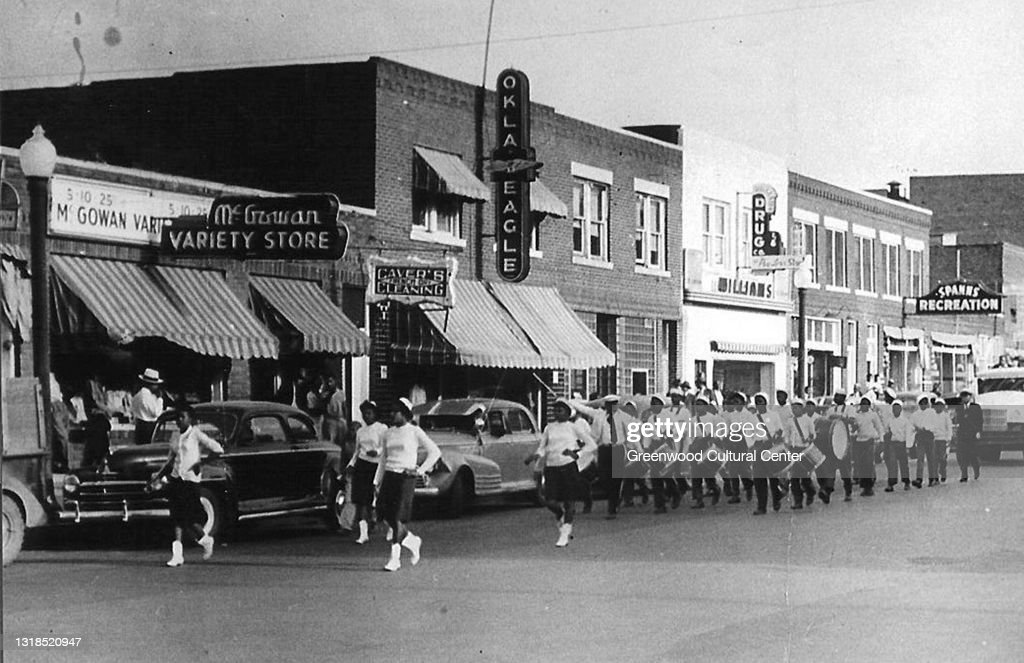 Parade On Greenwood Avenue : News Photo