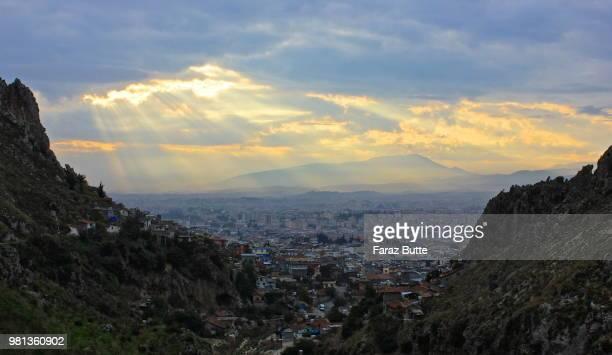 View of Antakya, Turkey