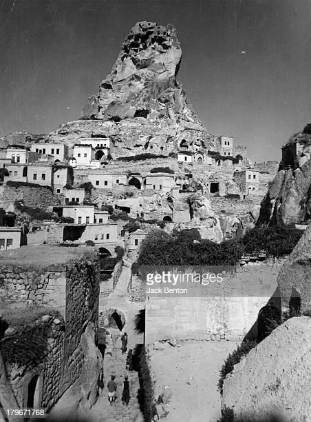 A view of Antakya village in Turkey