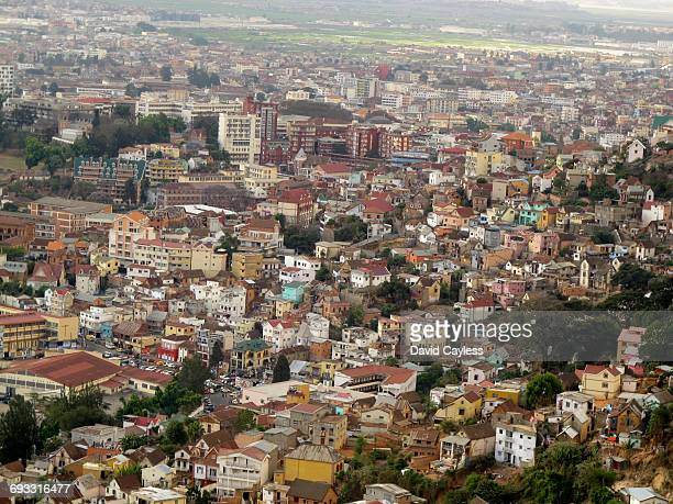 View of Antananarivo