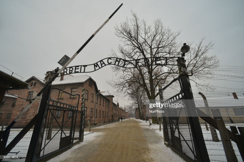 Anniversary of the Liberation of Auschwitz-Birkenau