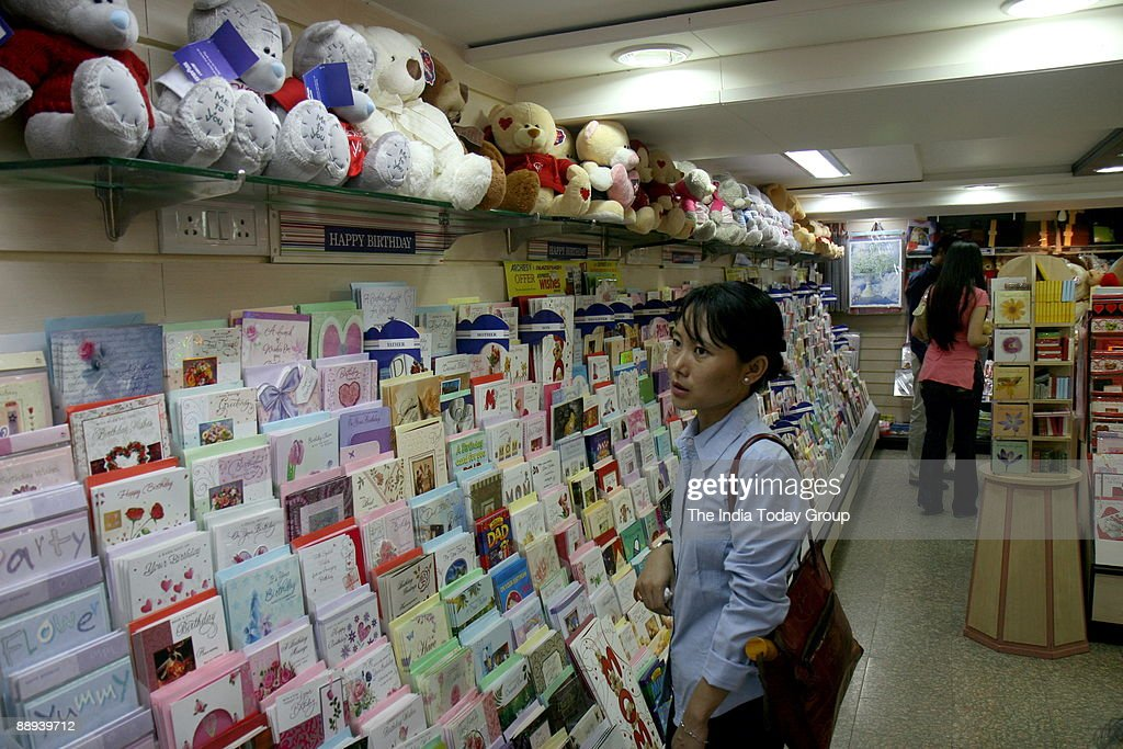 A View Of Archies Gallery In Delhi India News Photo Getty Images