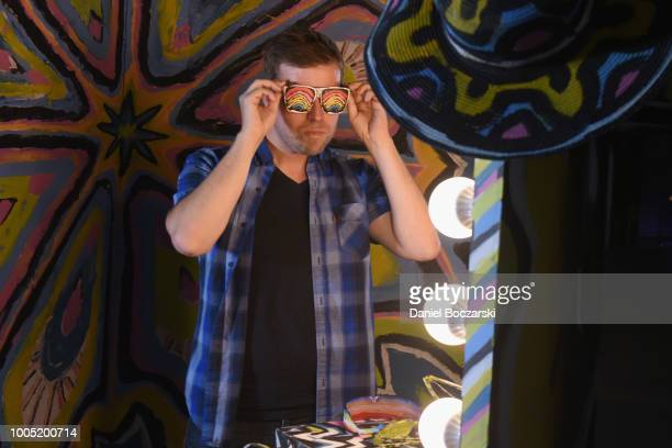 A view of art instillations at the Refinery29 29Rooms Turn It Into Art Chicago 2018 on July 25 2018 in Chicago Illinois