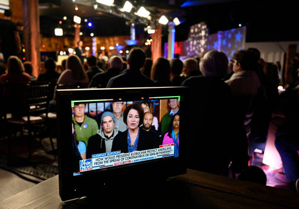 NC: Fox News Channel Hosts Town Hall With Democratic Presidential Candidate With Sen. Amy Klobuchar