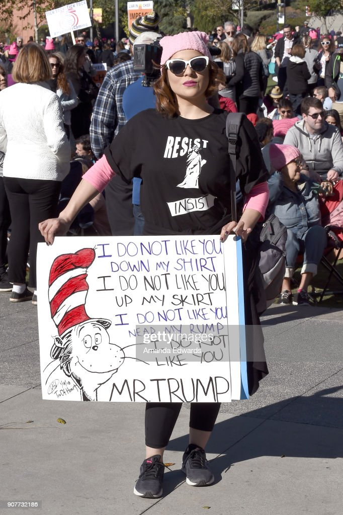 2018 Women's March Los Angeles