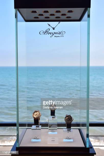 A view of atmosphere at Breguet Marine Collection Launch at Little Beach House Malibu on July 11 2019 in Malibu California