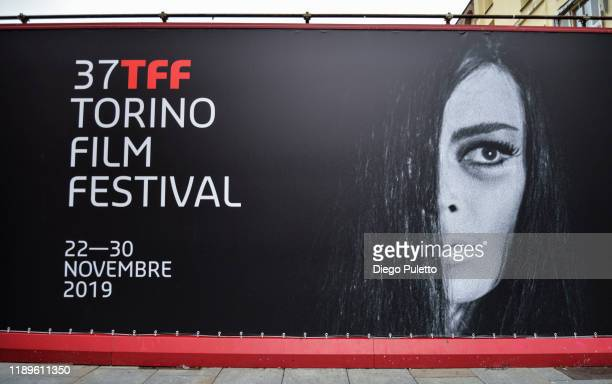 View of atmosphere at the 37th Torino Film Festival on November 22, 2019 in Turin, Italy.