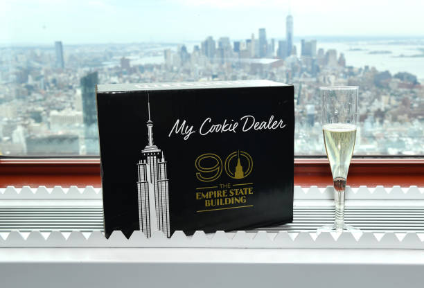 NY: Empire State Building Launches First Ever Pop-Up at the World-Famous Observatory with My Cookie Dealer