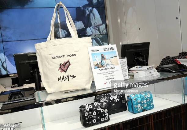 A View Of Atmosphere At The Instyle X Michael Kors Style Adventure Macy S On March