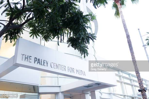 View of atmosphere at the Paley Media Council Event Featuring Mike Sheldon From Deutsch North America at The Paley Center for Media on October 4,...