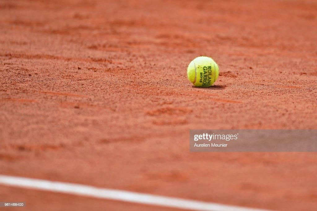 2018 French Open - Previews : Photo d'actualité