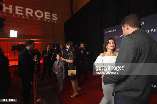 A view of atmosphere during CNN Heroes 2017 at the American Museum of Natural History on December 17 2017 in New York City 27437_017