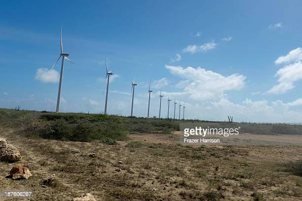 A view of atmosphere during the ATA Island Tour on November 10 2013 in Aruba