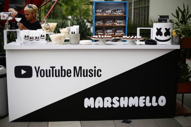 CA: YouTube Music Presents: Marshmello Spotlight Fan Experience