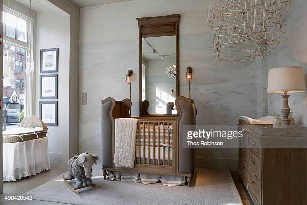 Restoration Hardware Baby And Child Gallery Opening Stock Photos And