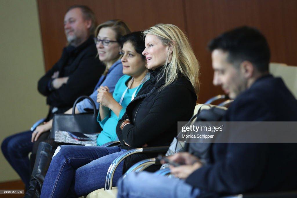IGNITION: Future of Media : News Photo