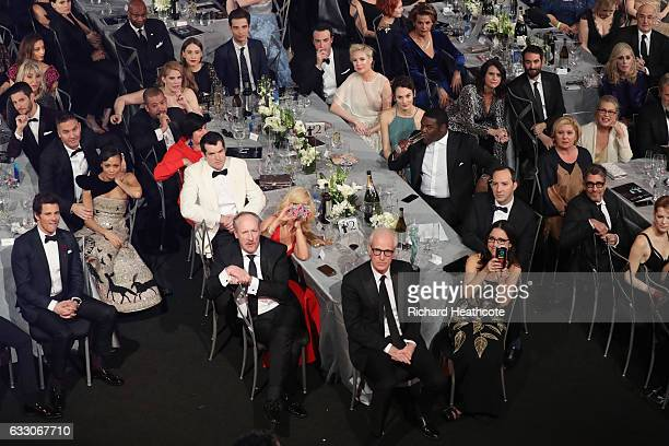 A view of attendees during The 23rd Annual Screen Actors Guild Awards at The Shrine Auditorium on January 29 2017 in Los Angeles California 26592_021