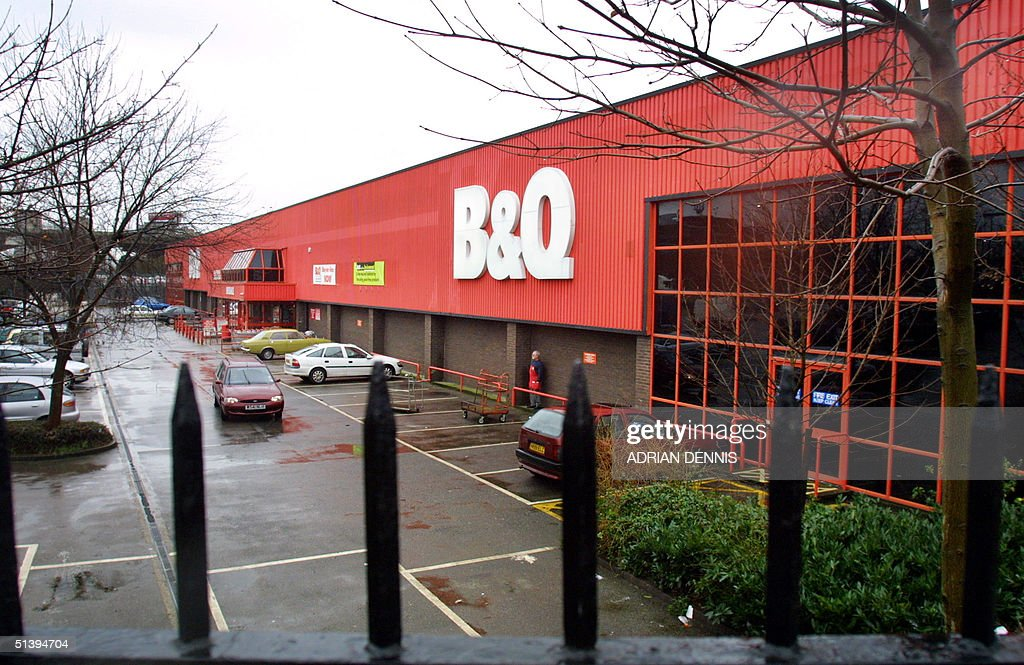 A view of b q do it yourself store in west lon pictures getty a view of b q do it yourself store in west solutioingenieria