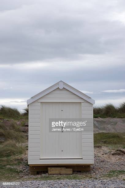View Of Beach Hut