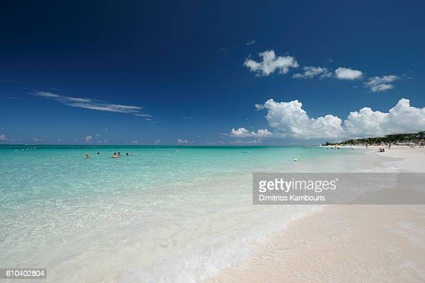 View of Beaches Turks Caicos Resort Villages Spa on September 25 2016 in Providenciales Turks And Caicos Islands