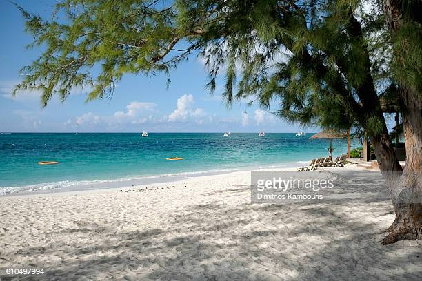PROVIDENCIALES TURKS CAICOS SEPTEMBER 25 View of Beaches Turks Caicos Resort Villages Spa on September 25 2016 in Providenciales Turks And Caicos...