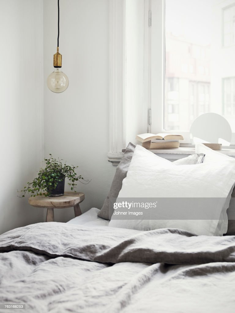 View of bedroom : Stock Photo