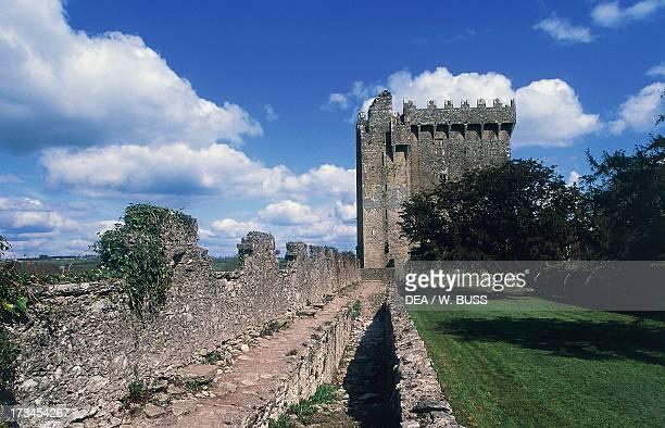 View of Blarney Castle County Cork Ireland