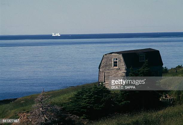 View of Bonavista Bay Newman's Cove Newfoundland Canada