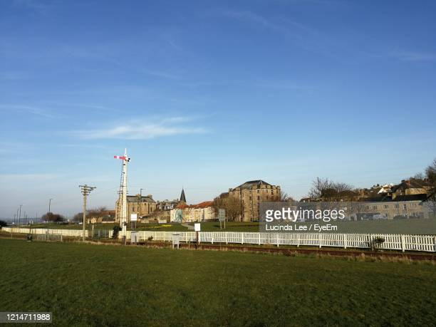 view of bo'ness - lucinda lee stock pictures, royalty-free photos & images