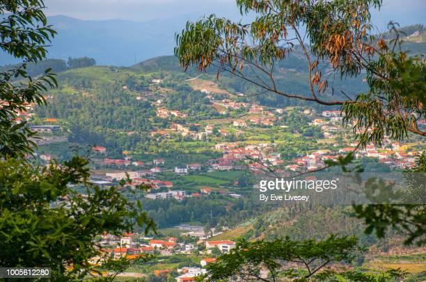 View of Braga City, Braga, Portugal