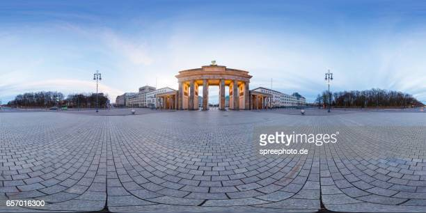 360° View of Brandenburger Tor