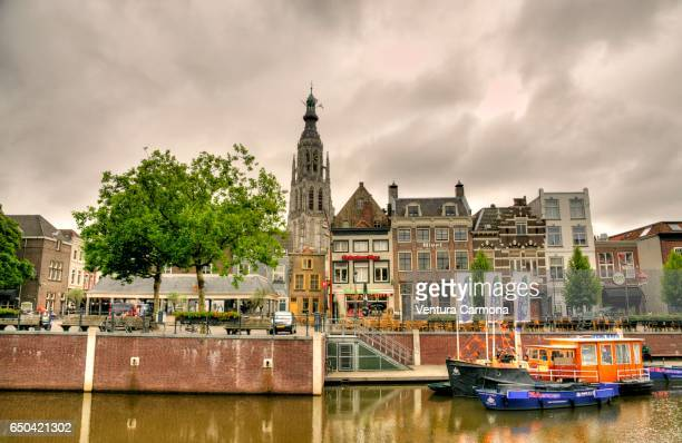 View of Breda - The Netherlands