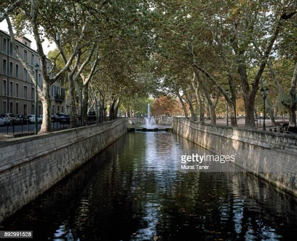 View of Canal de la Fontaine