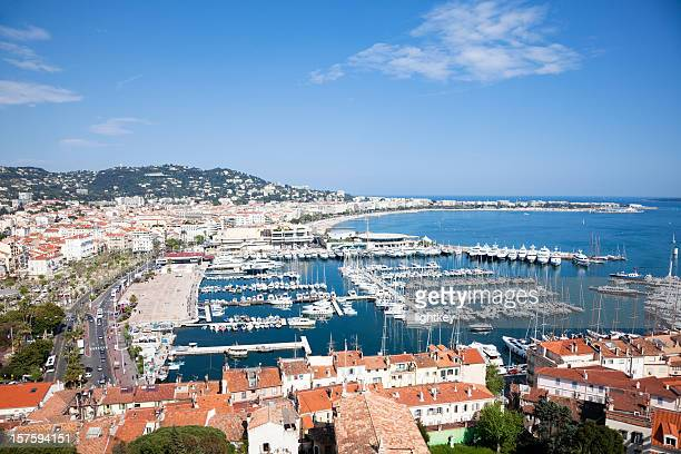 Vista di Cannes
