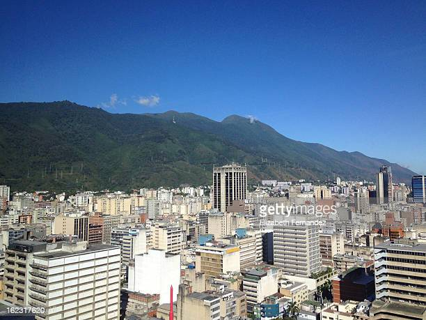 View of  Caracas city