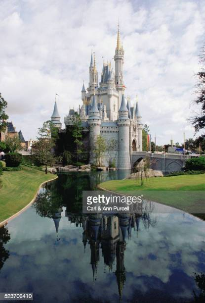 View of Castle at Magic Kingdom