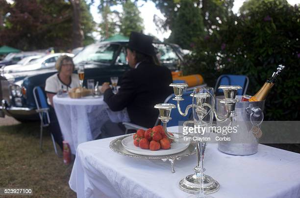 A view of champagne and strawberries at the Royal Ascot After over a decade of Labour Government in Great Britain the gap between the wealthy and the...