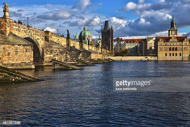 CONTENT] View of Charles Bridge Prague This photo was taken in november 2012
