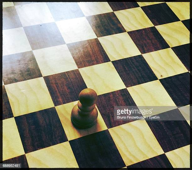 View Of Chess Board