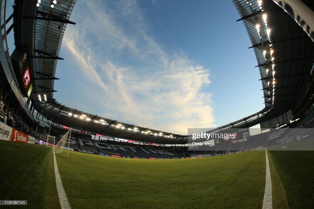 KS: Sporting Kansas City v Toluca - CONCACAF Champions League 2019