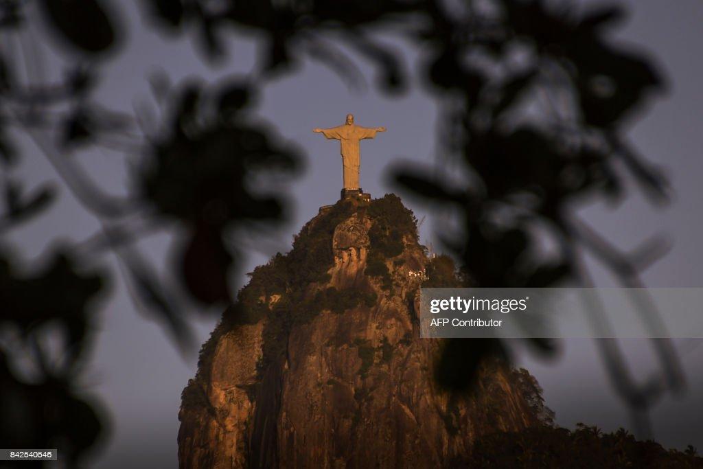 BARZIL-RIO-CHRIST THE REDEEMER-FEATURE : News Photo