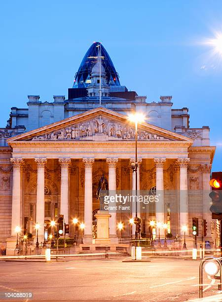 view of city bank area. - newpremiumuk stock pictures, royalty-free photos & images