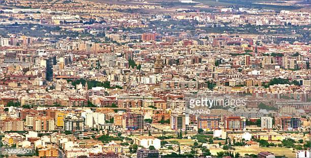 view of city,murcia - murcia - fotografias e filmes do acervo